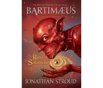 Bartimaeus Book 4 The  Ring of Solomon