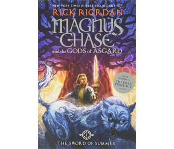 Magnus Chase Book 1 Gods of Asgard Sword of Summer
