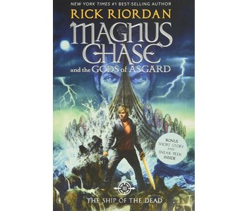 Magnus Chase Book 3 Ship of the Dead