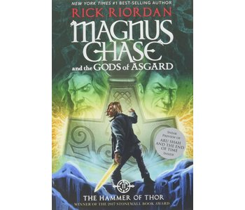 Magnus Chase Book 2 The Hammer of Thor