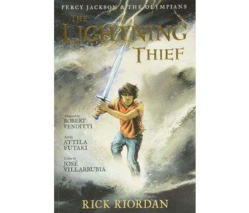 Percy Jackson Graphic Novel  Book 1 Lightning Thief