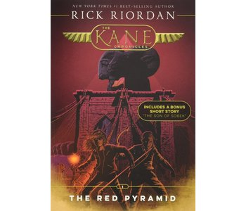 The Kane Chronicles Book 1 Red Pyramid