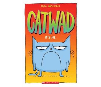 Catwad It's Me Graphic Novel  1