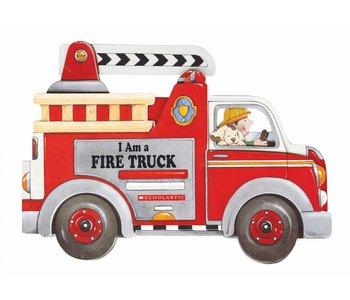 I am a Firetruck Board Book