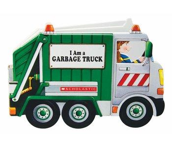I am a Garbage Truck Board Book