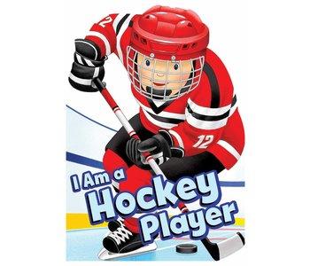 I am a Hockey Player Board Book