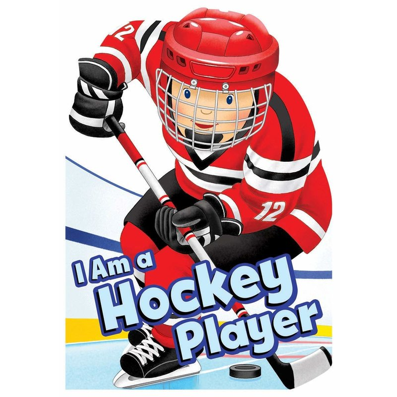 Scholastic I am a Hockey Player Board Book