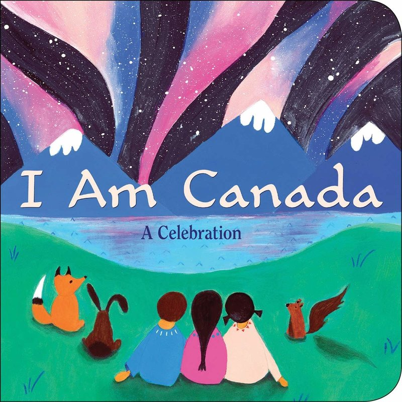 Scholastic I am Canada Board Book