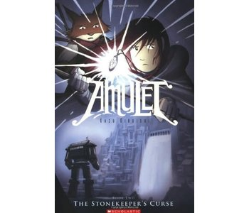 Amulet Book 2 The Stonekeeper's Curse