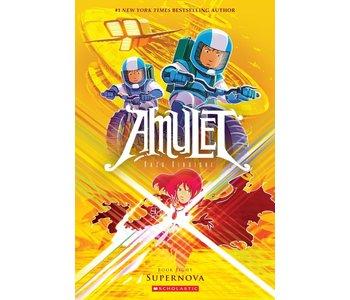Amulet Book 8 Supernova