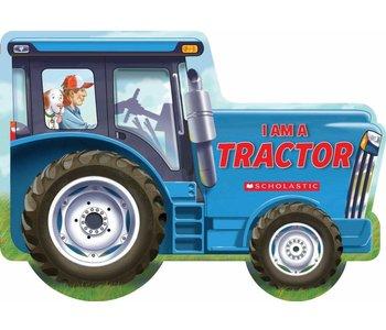 I am a Tractor Board Book