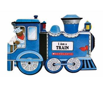 I am a Train Board Book