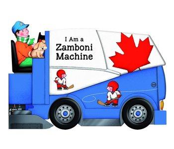 I am a Zamboni Machine Board Book