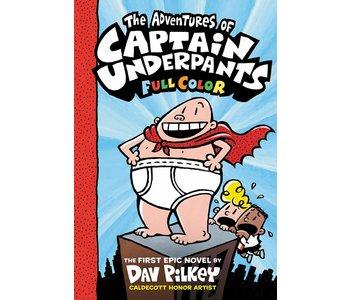 Captain Underpants Colour Book 1