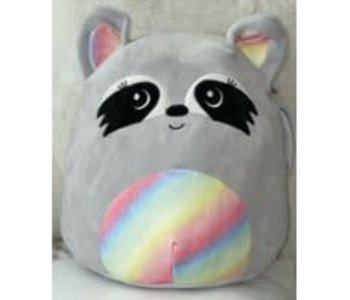 """Squishmallow 12"""" Max the Raccoon"""
