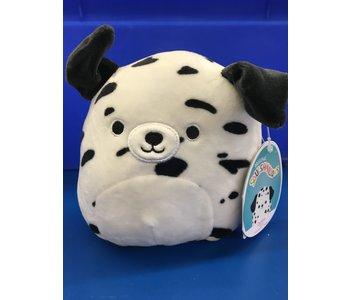 """Squishmallow 5"""" Dustin the Dalmatian"""