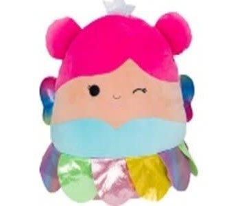 """Squishmallow 5"""" Esmina Fairy"""