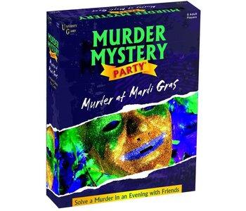 Murder Mystery Game Murder at Mardi Gras