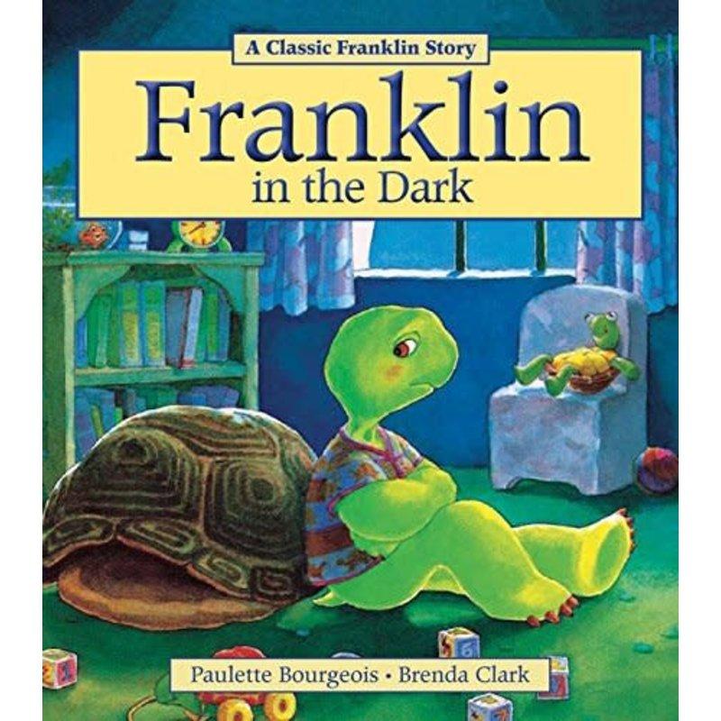 Kids Can Press Franklin in the Dark Book