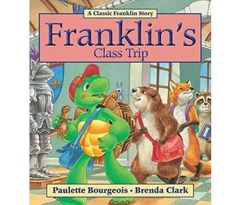 Franklin's Class Trip Book