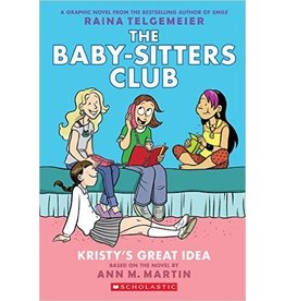 Graphic Novel The Baby-Sitters Club #1 Kristy's Great Idea