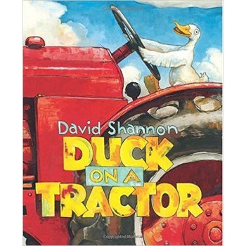 Duck on a Tractor Hardcover
