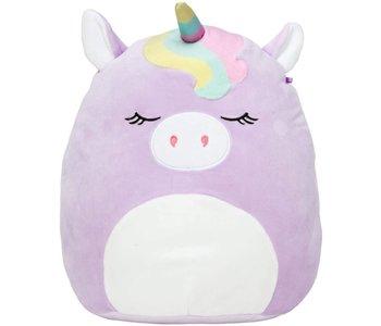 """Squishmallow 8"""" Silvia Unicorn"""