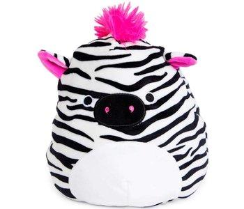 "Squishmallow 12"" Tracey Zebra"