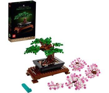 Lego Botanical Collections Bonsai Tree
