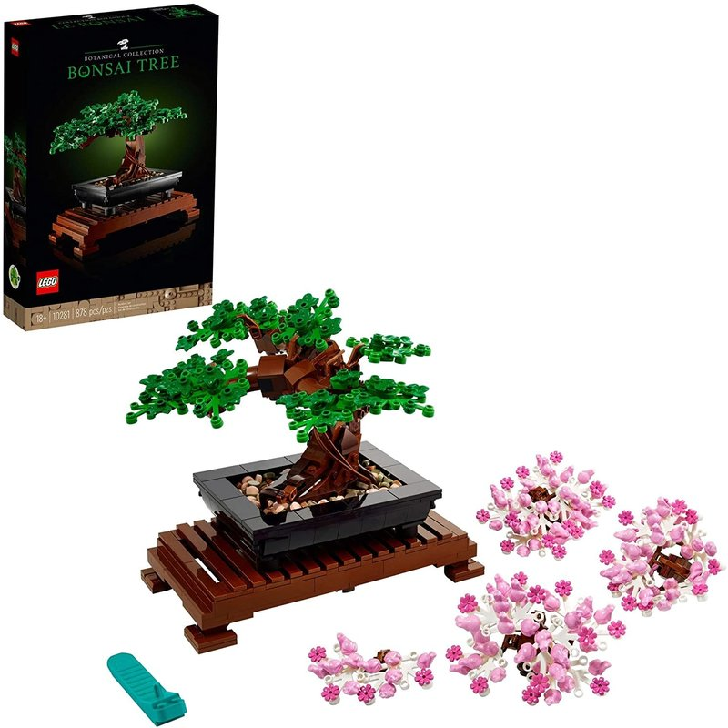 Lego Lego Botanical Collections Bonsai Tree