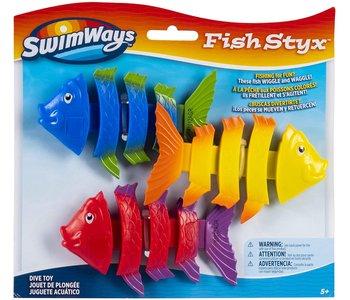 Swimways Fish Styx 3pk