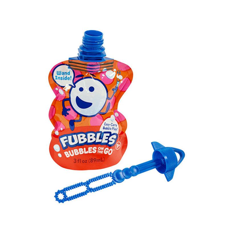 Little Kids Fubbles Bubbles on the Go