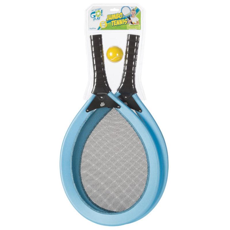 Go Play! Jumbo Tennis Set