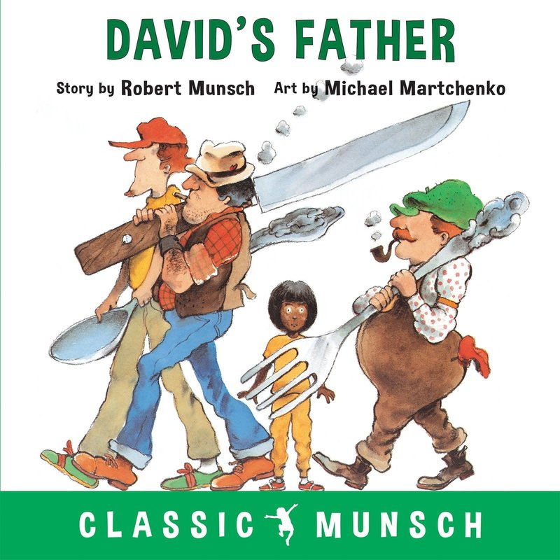 Annick Press David's Father