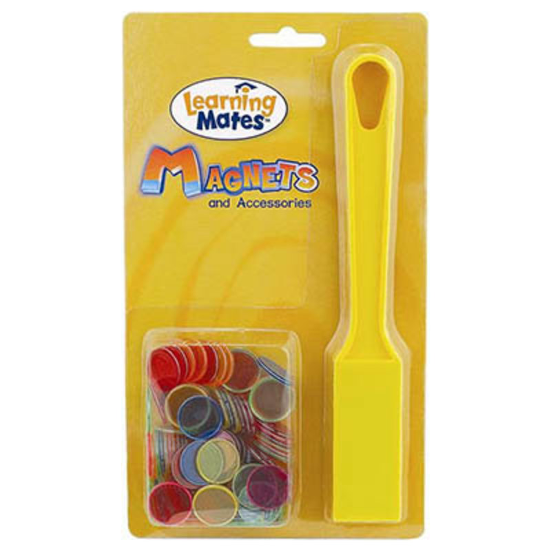 Magnetic Bingo Wand with 100 Chips