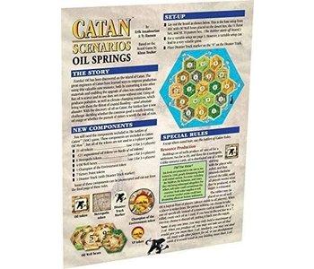 Catan Scenarios Oil Springs