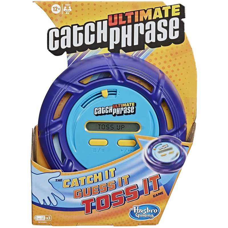Hasbro Catch Phrase Ultimate Edition