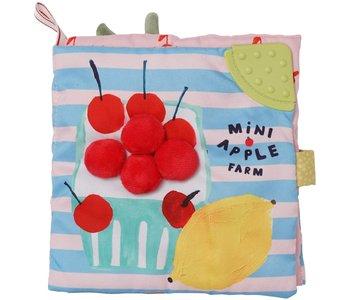 Mini Apple Farm Soft Book