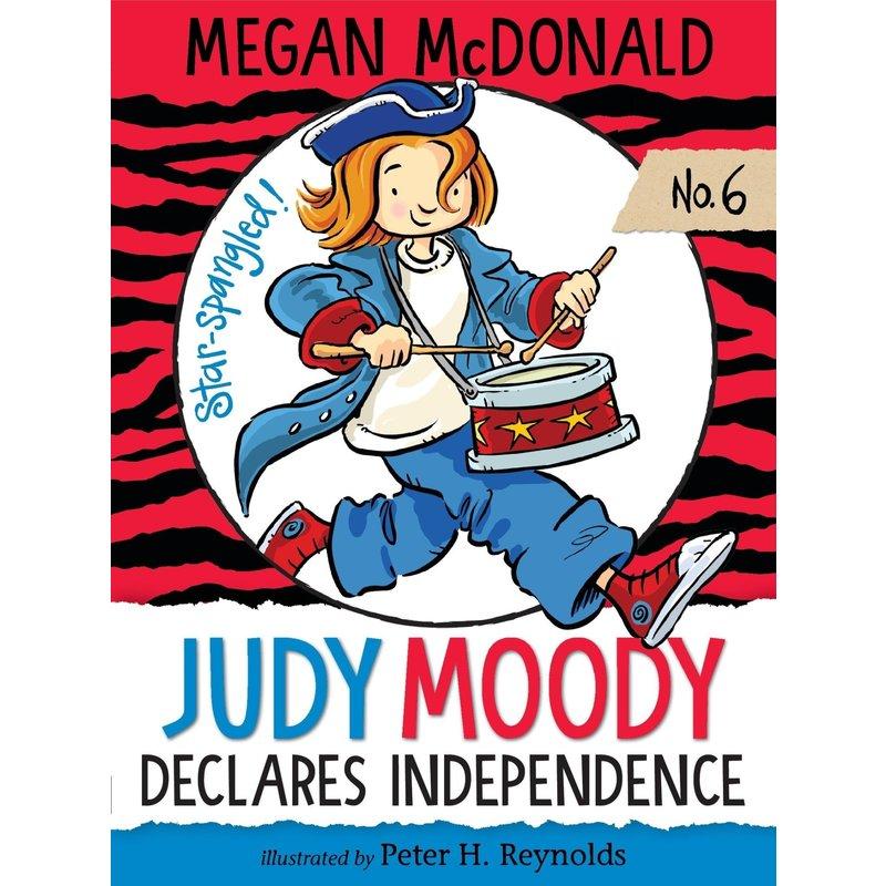 Candlewick Press Judy Moody Book 6 Declares Independence
