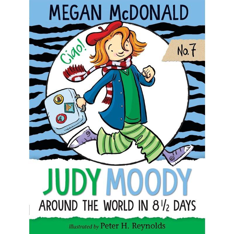 Candlewick Press Judy Moody Book 7 Around the World in 8 & 1/2 Days