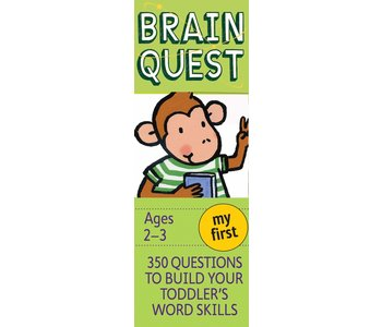 Brain Quest My First Ages 2-3
