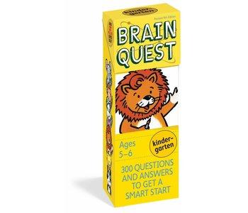 Brain Quest Kindergarten Ages 5-6