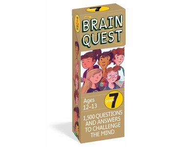 Brain Quest Grade 7