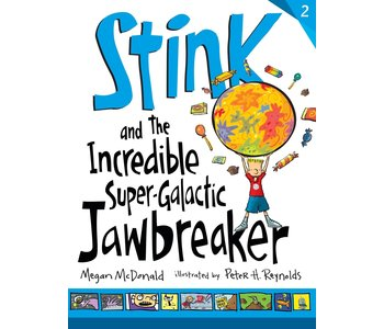 Stink Book 2 and the Incredible Super Galactic Jawbreaker