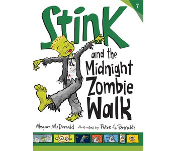 Stink Book 7 and the Midnight Zombie Walk