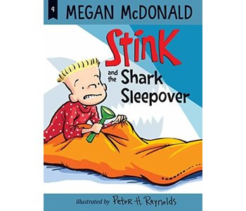 Stink Book 9 and The Shark Sleepover