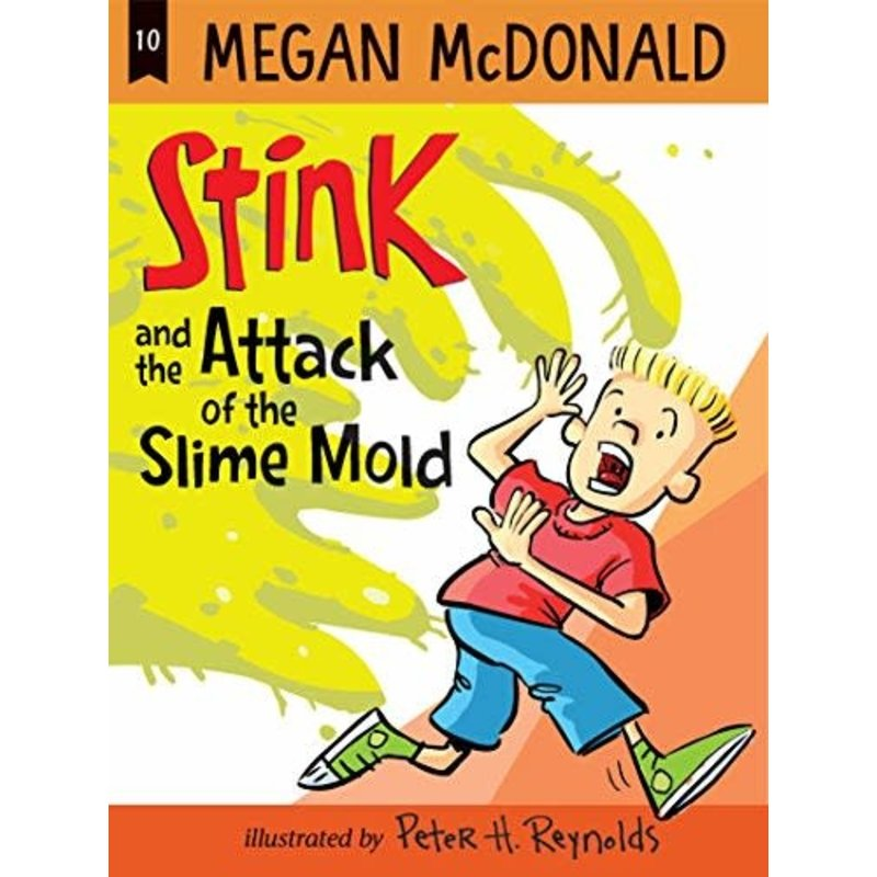 Candlewick Press Stink Book 10 and the Attack of the Slime Mold