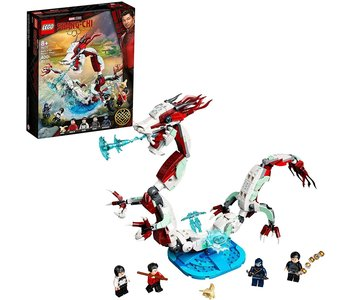 Lego Marvel Chang-Chi Battle of the Ancient Village