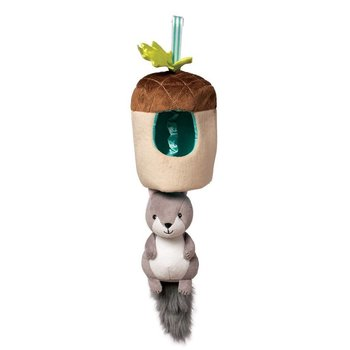 Manhattan Toy Manhattan Baby Lullaby Squirrel Musical Pull Toy