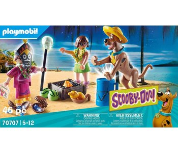 Playmobil Scooby Doo! II Adventure with Witch Doctor